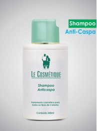 Shampoo Anticaspa 240ml